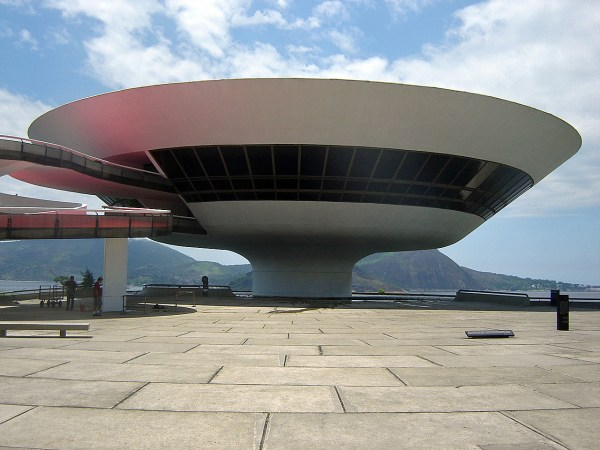 Contemporary Art Museum Brazil