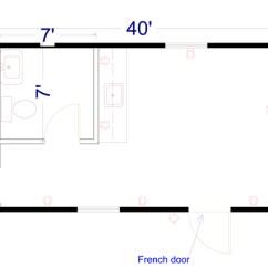 Prefab Commercial Kitchen Reface Cabinets Diy Floor Plans For Modular Office Buildings