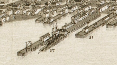 2020 Commercial 099-101-U Gallery Union Wharf Marine Railway BOSTON PUBLIC LIBRARY