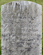 Cemetery 25 Freeman Josiah PHC&M 49