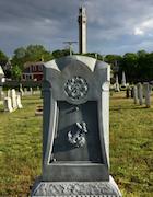 Cemetery 24 Ready George Washington PHC&M 91