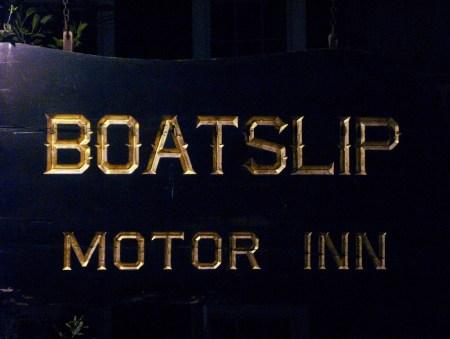 2020 Commercial 161 Boatslip DWD