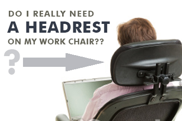 add on headrest for office chair smart electric wheelchair do i really need a my bsi