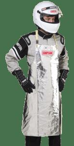 A fueling apron