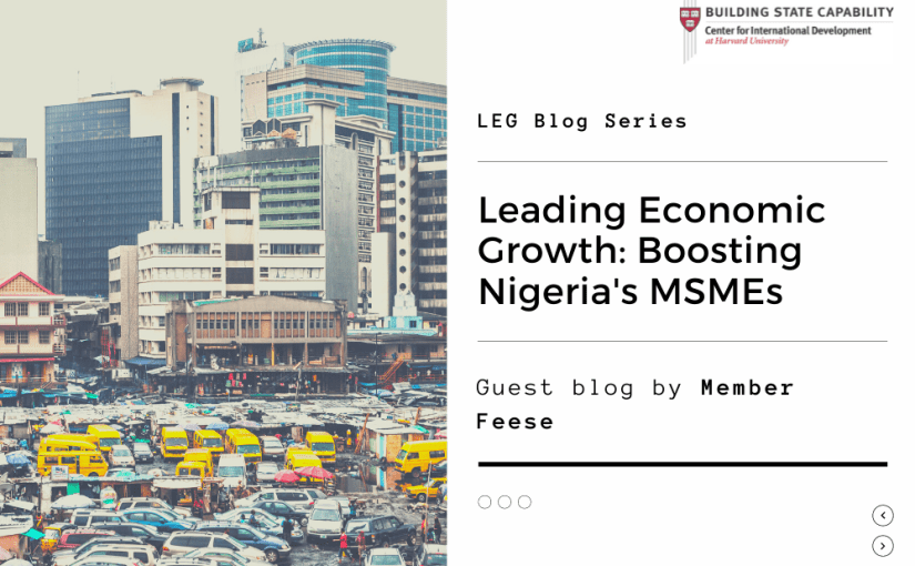 Tackling high rates of poverty and low growth among MSMEs in Nigeria