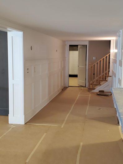 Hallway Trim