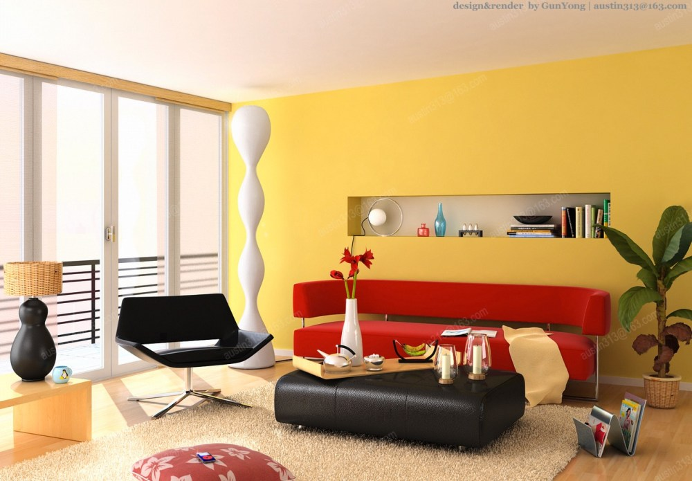 Tips On How To Use Color Psychology In Your Home  (2/6)