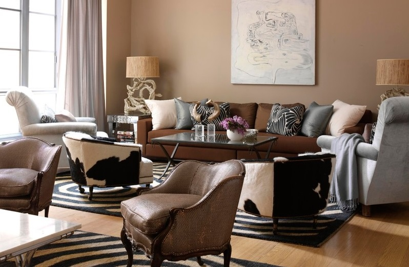 Spicing Up Neutral Colors in Your Home  (4/6)