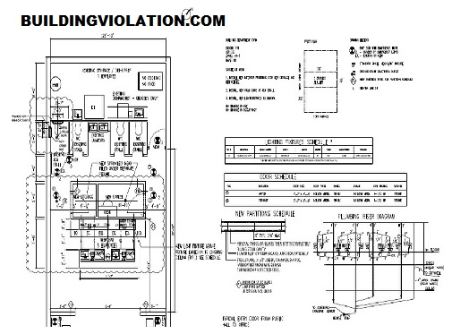 New York City Department of Buildings Violations Removal