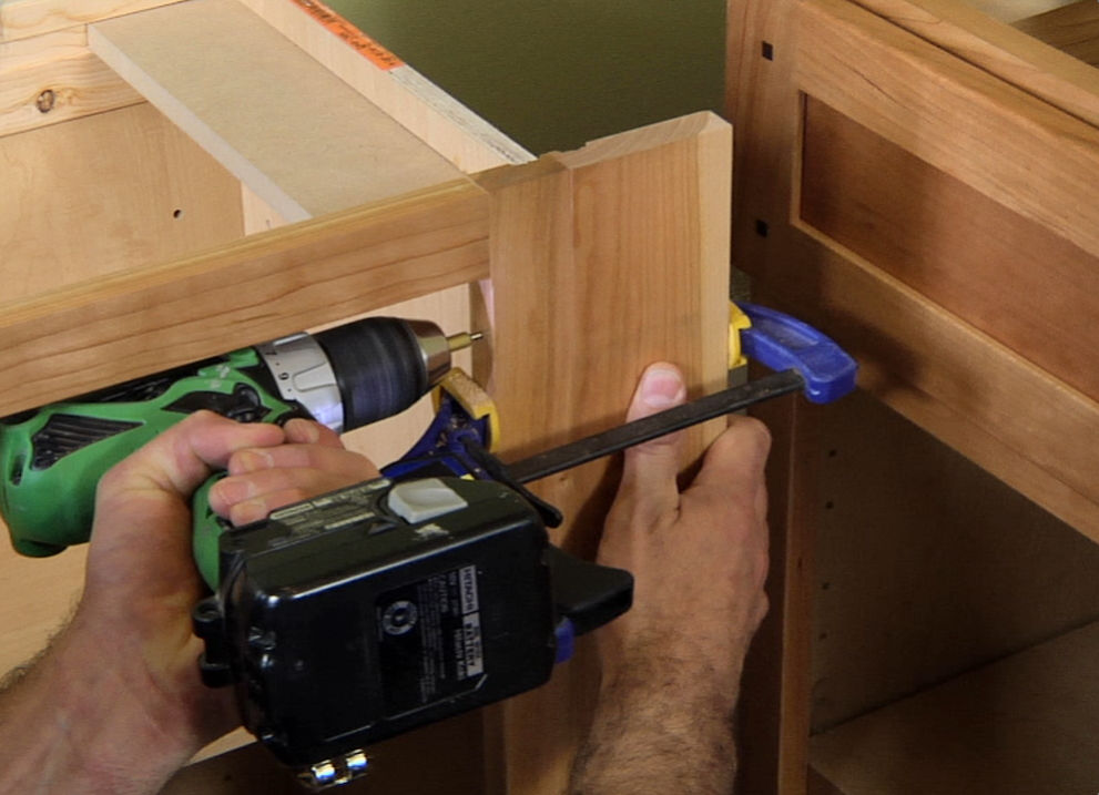 How To Install Kitchen Base Cabinets Buildipedia