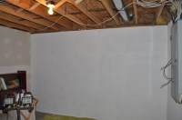 Applying Finishing Touches to Concrete Foundation Walls ...