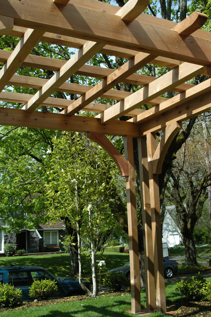 Pergolas Patio Covers And Gazebos Add Shelter And