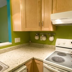 Recycled Glass Kitchen Countertops Runners Going Green Sustainable Finishes Buildipedia