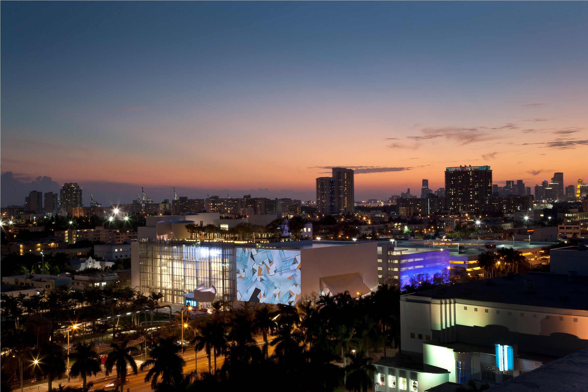 New World Symphony and Miami Beach SoundScape  Buildipedia