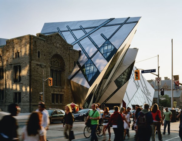 Keeping With Toronto Evolving Architectural Identity