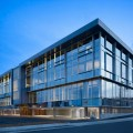 In seattle the 34 000 square foot salmon bay landing office building