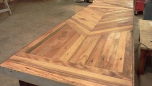 Advanced Woodworking: Salvaged Buffet Table Buildipedia