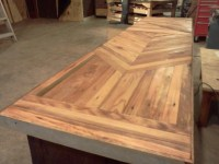 Woodworking Table Top Design : Simple White Woodworking ...