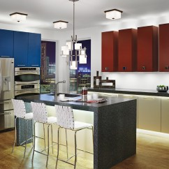 Contemporary Kitchen Lighting Renovating A Intro To Led Buildipedia