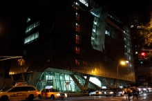 A Campus Turned on End: 41 Cooper Square by Morphosis