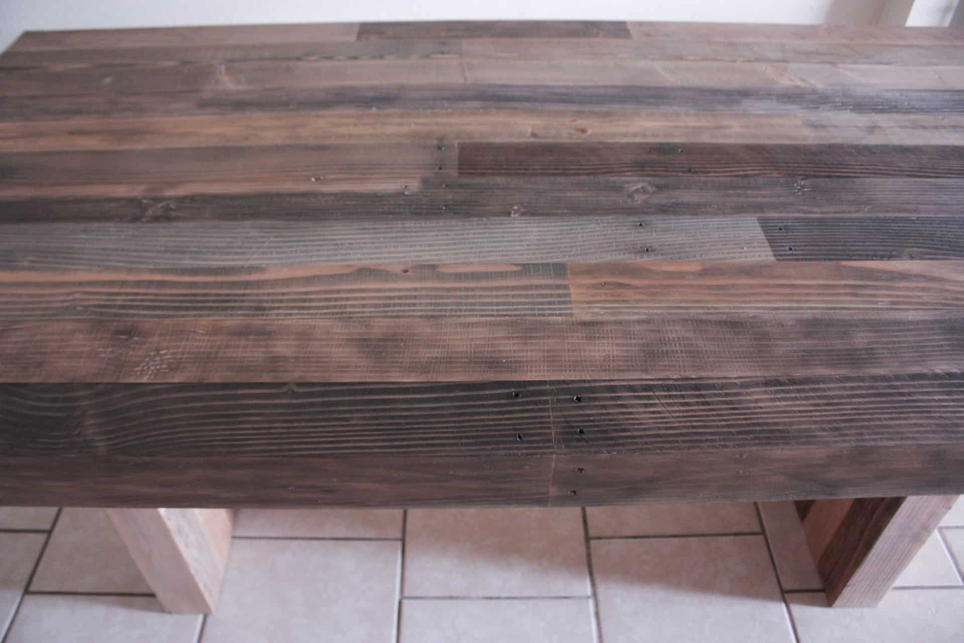 Emmerson Dining Bench West Elm Fsc Certified Reclaimed Wood