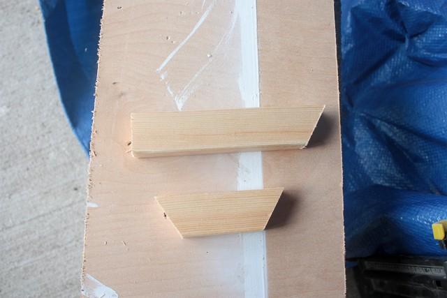 Scrap Wood Spiders