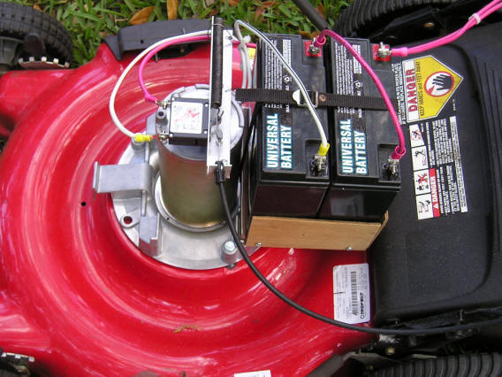 For Troy Bilt Garden Way Riding Mower Wiring Diagram Solar Charged Electric Lawn Mower