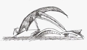 various_architecture_sketch_by_katifer