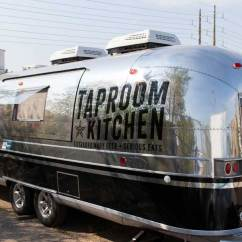 Kitchen Trailer Islan Fulton Brewing Taproom Chameleon Concessions