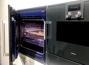 gaggenhau MEDIUM side open oven cp hart