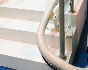 flow2 stairlift detail
