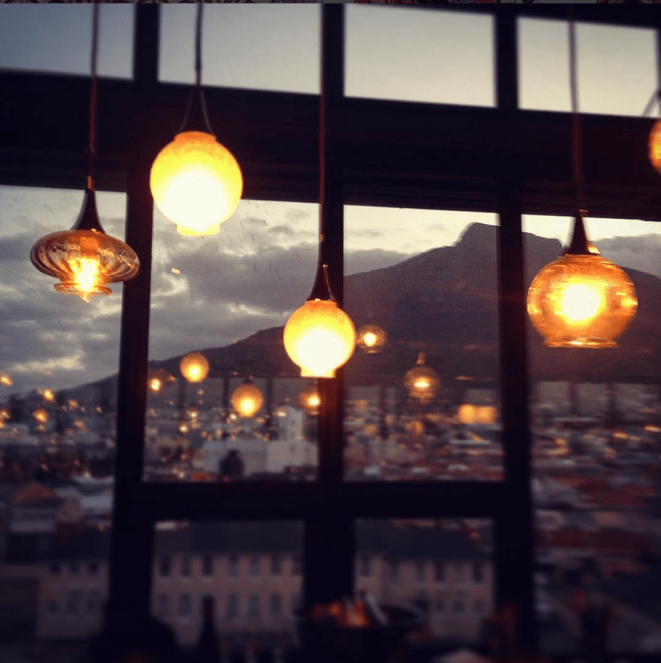 jola piesakowska pot luck restaurant cape town led lighting buildmumahouse Build Mum A House