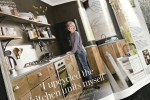 Katie Gibbs stylist, buildmumahouse, build mum a house, upcycle, kitchen, lifestyle, Next interiors, kitchen makeover, s