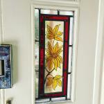 Flower side panels frontdoor balham