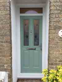 Chartwell Green Composite Doors