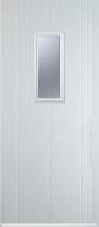 1 square composite door