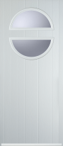 circle composite door