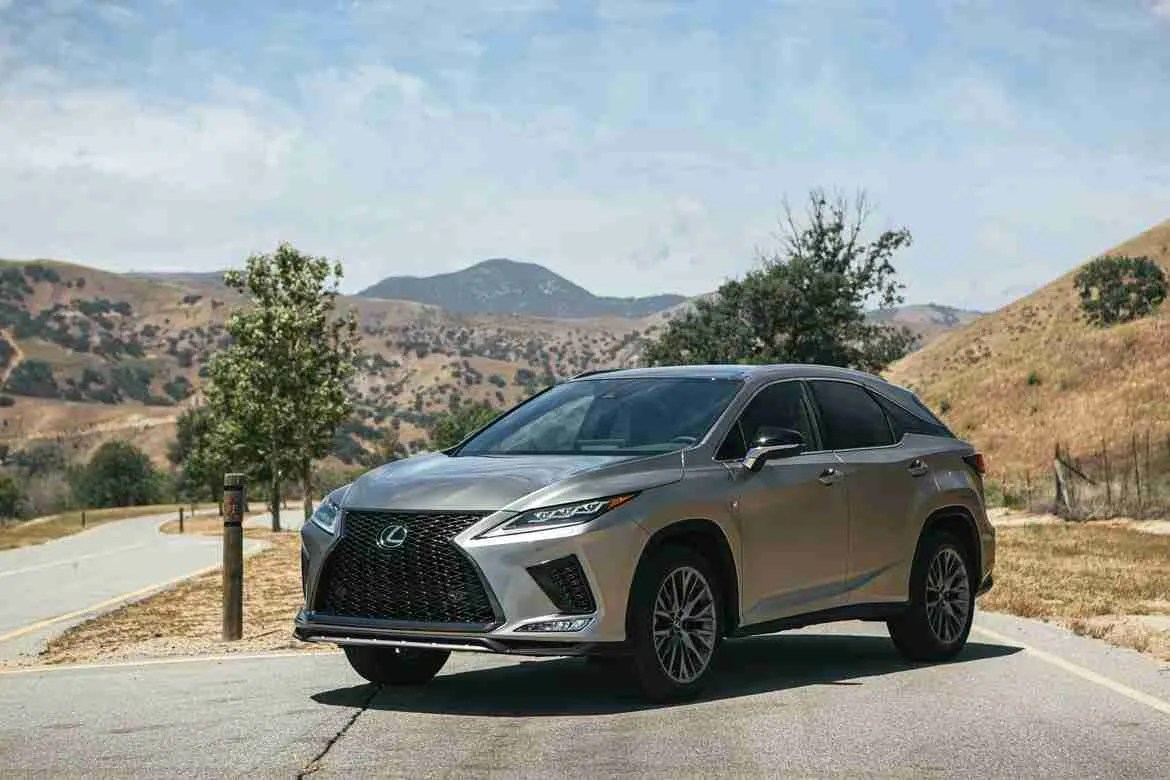 2020 Lexus Rx Suv Features And Configurations Review