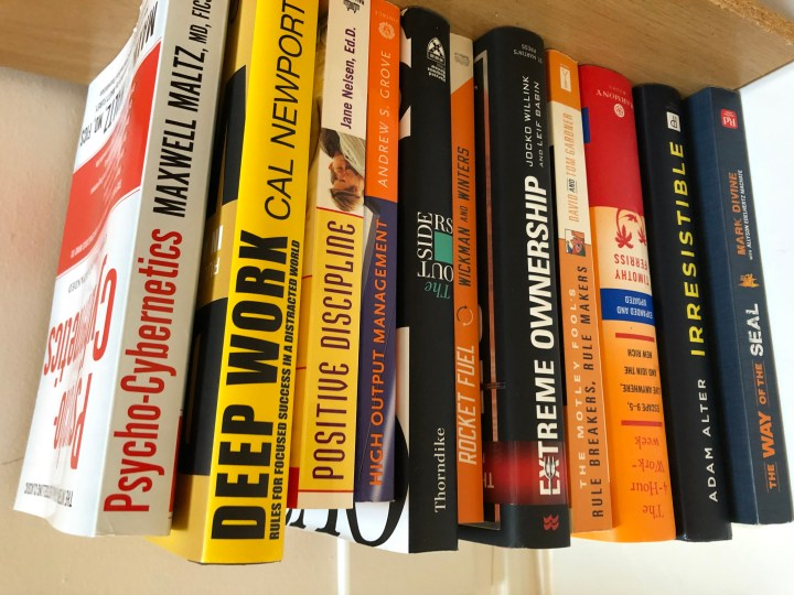 Books for your home office