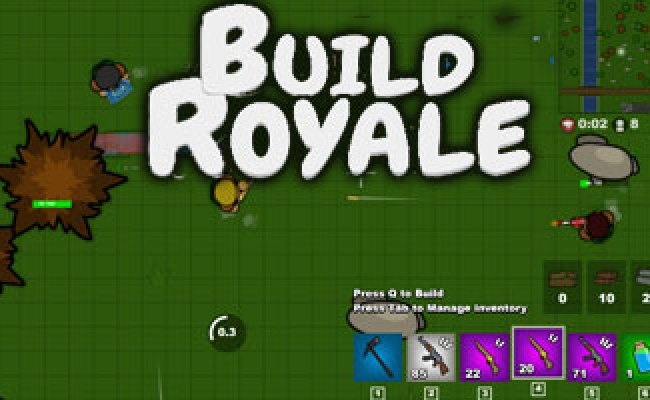 Buildroyale Io 2d Build Battle Royale