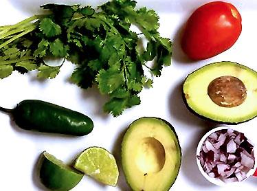 The Best Homemade Guacamole & Sea Salt Lime Tortilla Chips