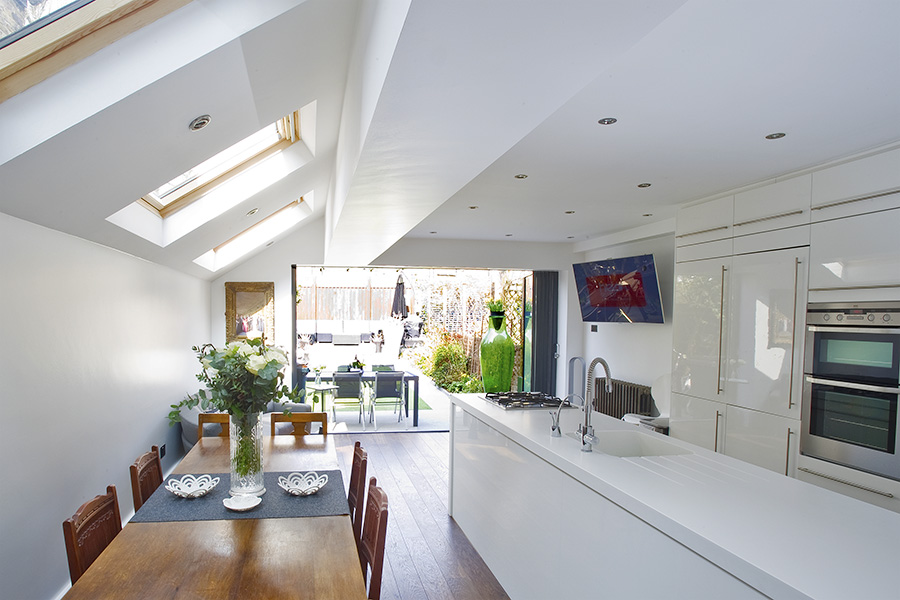 Kilburn NW6 Side Return Extensions Project BuildTeam