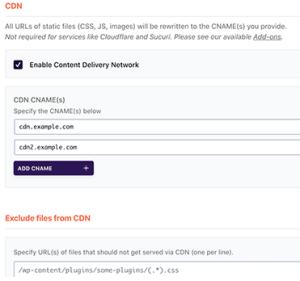 تكوين CDN الخاص بك للعمل مع WP Rocket