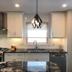 Kitchen Upgrade Vulcan Equipment Black And White Technique Construction Regina
