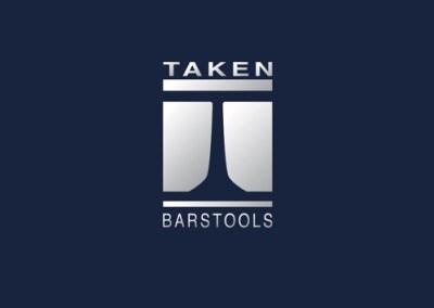 TakenBarstools: Logo/ID System