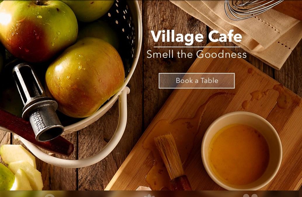 Village Cafe Web Site
