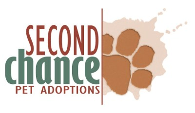 Second Chance Pet Adoption Logo