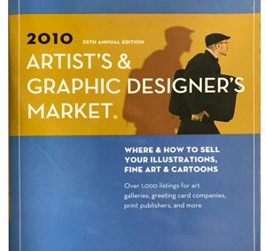 Published: 2010 Graphic Designer & Artist Market