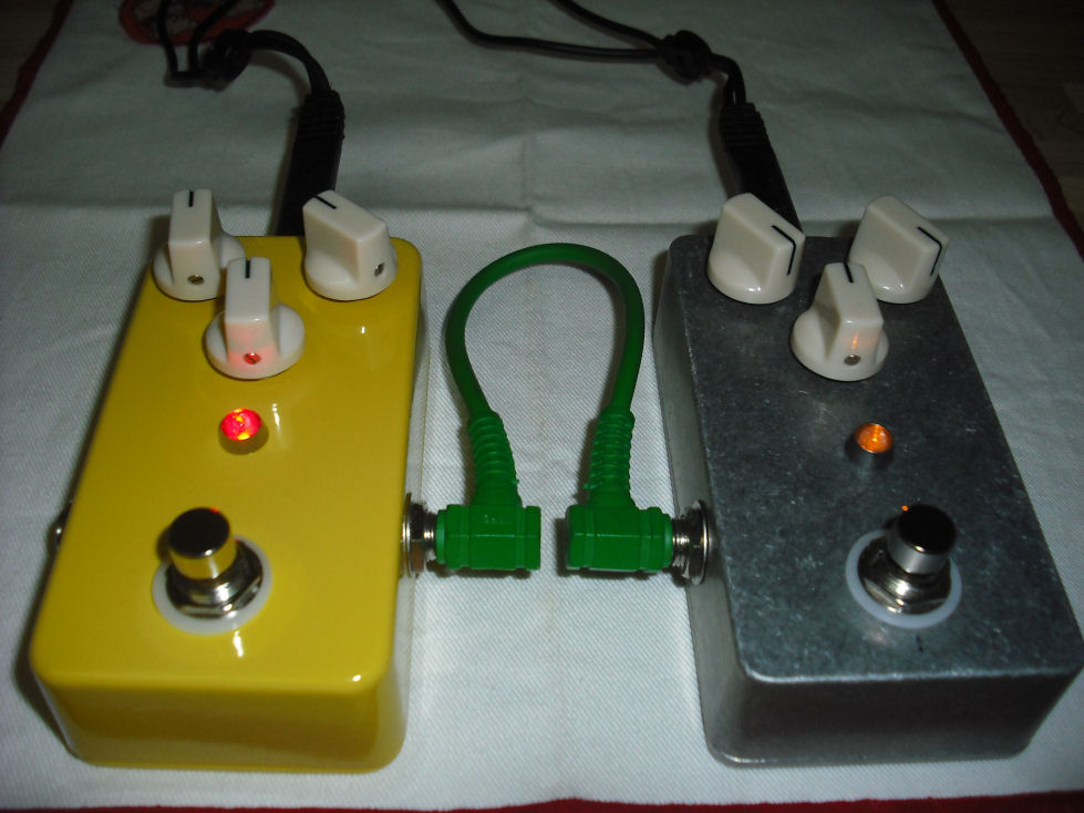 Com Build Your Own Tone Klon Centaur Clone Circuit Boards