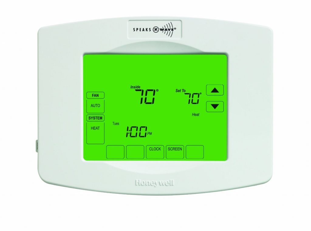 The Top Z-Wave Thermostat in 2019 (Surprise: It's not Honeywell!)